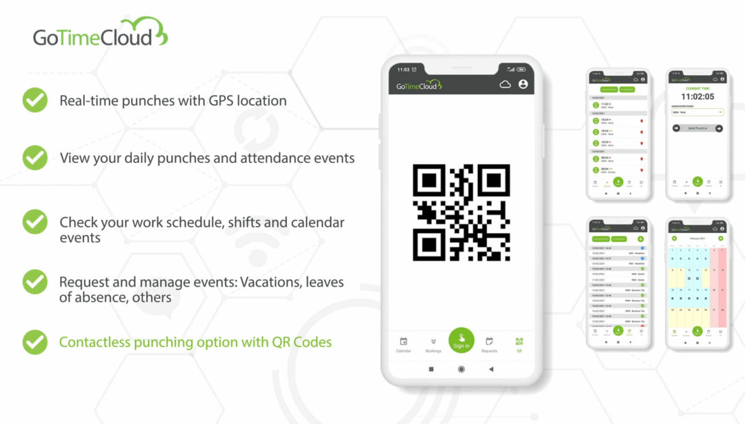 New GoTime Cloud App for iOS & Android