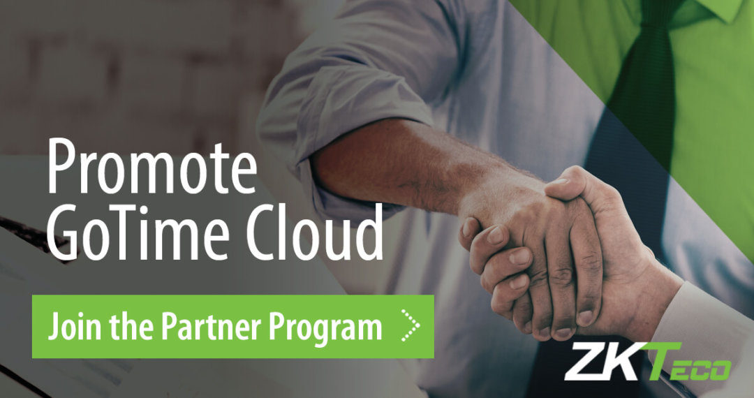 Join our Partner Program   Time Attendance Tracking Solutions
