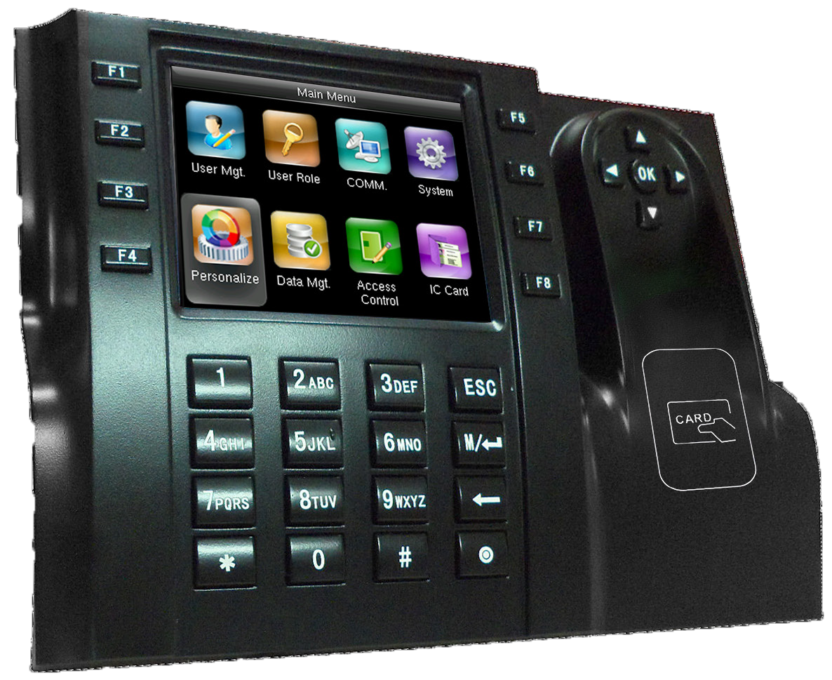 iClock S560